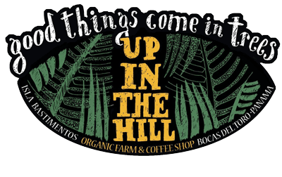 up in the hill eco lodge logo